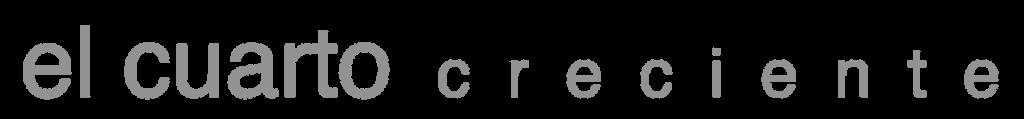 Logotipo El cuarto creciente